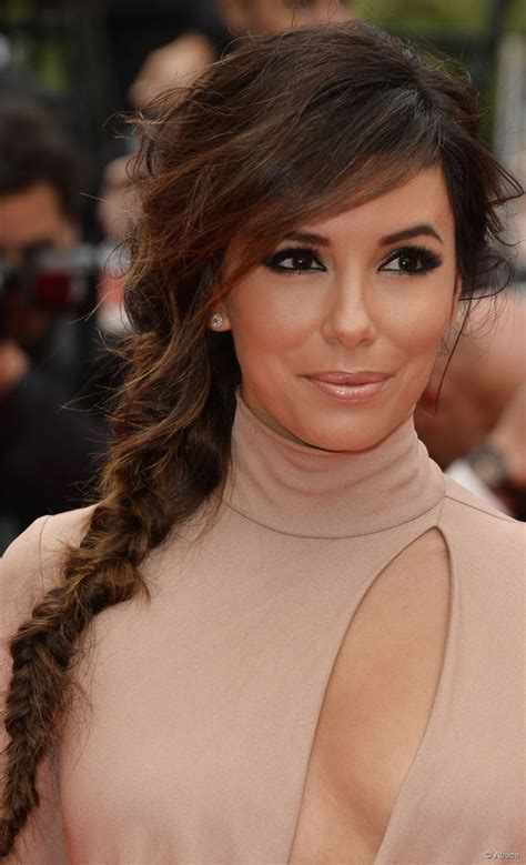 eva longoria sext french twist updo with side swept bangs 21 haircut ideas designs hairstyles design trends