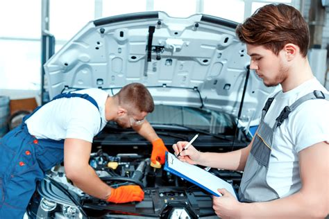 Automotive Inspector by Getting Best Vehicle Inspection Parts Cars