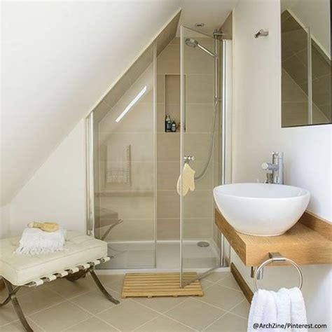 cr馥r une salle de bain dans une chambre bien am 233 nager une salle de bains sous les combles r 234 ve