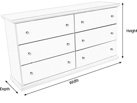 Dresser Measurement by Hm How To Measuring For Furniture Delivery Hm Etc