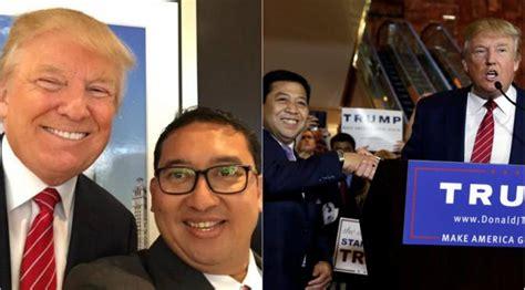 donald trump presiden ke quot membayangkan diri anda dalam posisi setya novanto dan