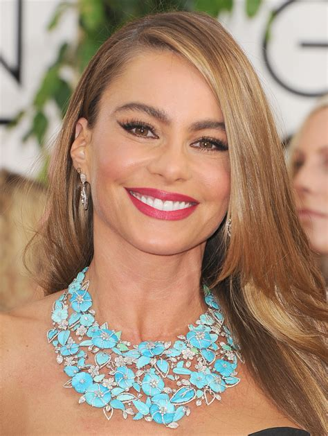 Sofia Makeup golden globes 2014 sofia vergara s makeup 18