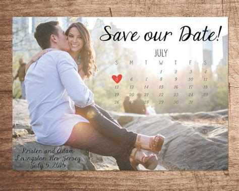 25  Best Ideas about Wedding Save The Dates on Pinterest