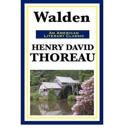 walden thoreau book depository walden henry david thoreau 9781604592955