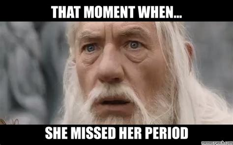 Gandalf Meme - gandalf face