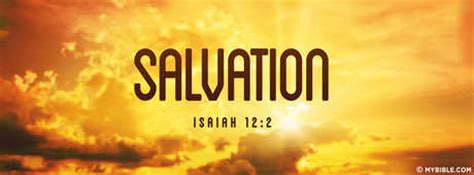 The Eternal Word Of Yah 142e1 isaiah 12 2 god is my salvation cover photo