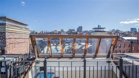 Beacon Light Of New Orleans by Charles Duplex Ends In Roof Deck Curbed Boston
