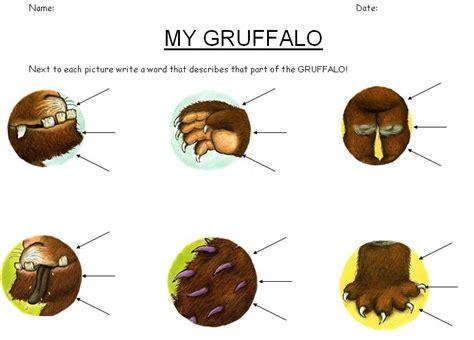 gruffalo writing paper the gruffalo worksheets worksheets based around