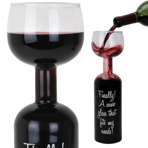 Cylinder Wine Glass Cheaper Than A Shrink