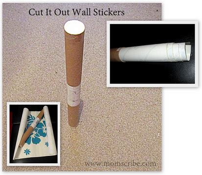 How To Apply A Wall Sticker how to apply a wall sticker in 7 simple steps momscribe