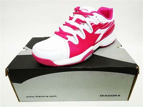 Sepatu Diadora Pink sepatu tennis diadora wightman white pink gudang