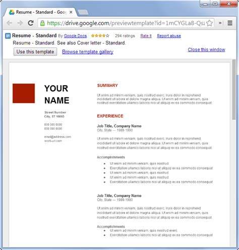 Resume Sles Using Microsoft Word How To Make A Resume For Free Without Using Microsoft Office