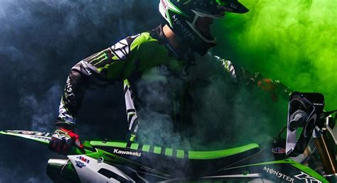 Energy Kawasaki Gear by Energy Kawasaki Gear Up For A1 Dirt