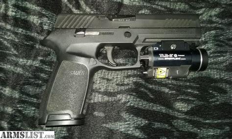 sig p320 laser light armslist for sale sig sauer p320 357 sig w streamlight
