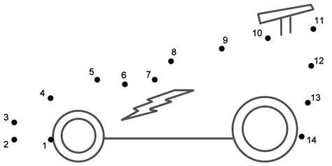 printable dot to dot cars 15 best images of transportation worksheets for preschool