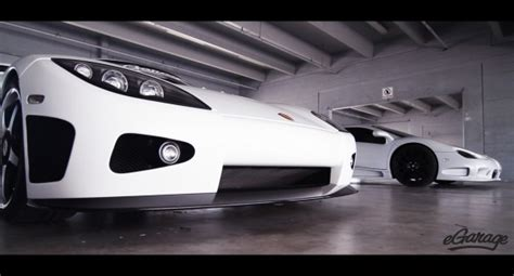 koenigsegg ultimate aero egarage evokes a new way of portraying exclusive