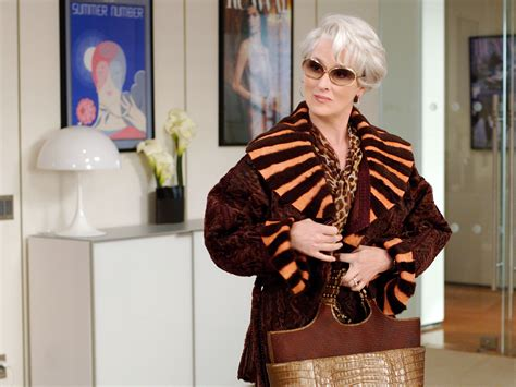 meryl streep as miranda priestly in devil wears prada meryl streep images the devil wears prada hd wallpaper and