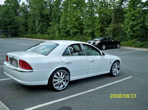 2000 lincoln ls 2000 lincoln ls information and photos zombiedrive