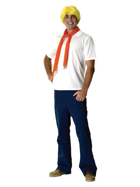 scooby doo costume scooby doo fred costume 16499 fancy dress
