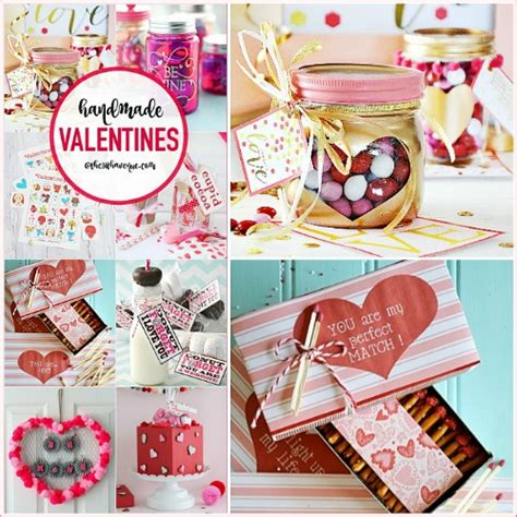 Handmade Valentines Gift Ideas - valentines archives the 36th avenue
