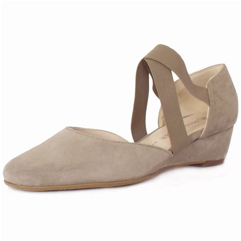 Taupe Summer by Kaiser Uk Jaila Taupe Suede Best Selling Summer