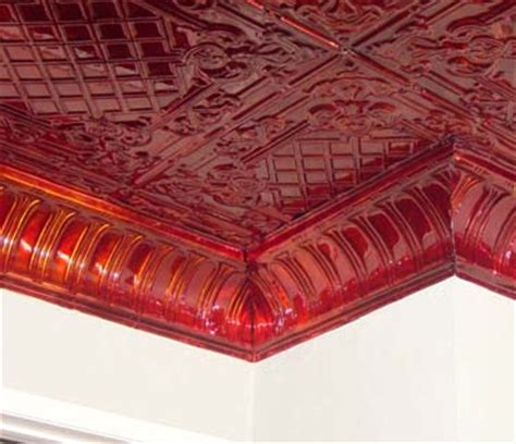 Tin Cornice need tin cornices for your project designs and colors available