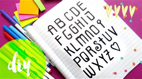 decorar letras instagram letras bonitas paso a paso 2 youtube