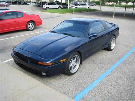 Toyota Supra 89 89 Toyota Supra With A Turbocharged Ls1 Ls1tech