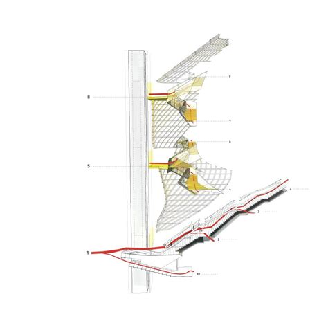 Home Design App Stairs by Architecture Photography Skip Stop Stair Diagram 40524