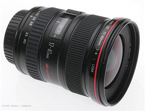 Canon Lensa Ef 17 40mm F 4l Usm Garansi Resmi 1 Review Of The Canon Ef 17 40mm F 4l Usm Lens