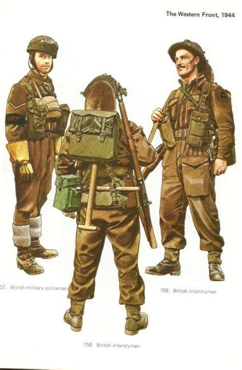 ww2 british soldier uniform british soldier ww2 uniform late war british infantry