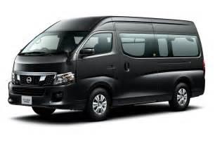 Nissan Urvan Philippines Updated Nissan Philippines To Launch Nv350 Urvan In June