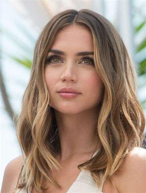 cortes de pelo en melena larga cortes de pelo melena larga 2018 looks y tendencias
