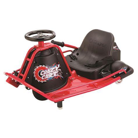motorized razor razor cart electric motorized go cart gamesplus