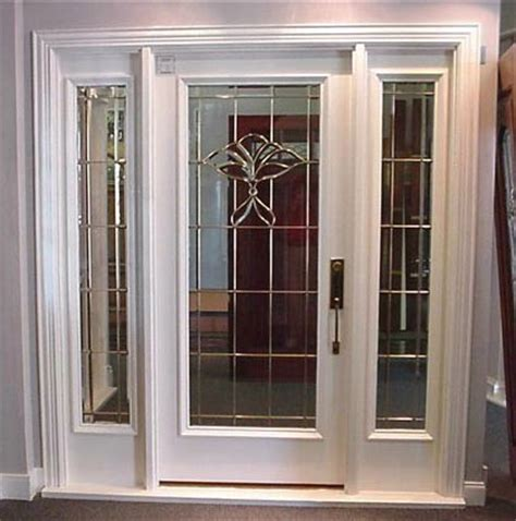 Designer Glass Entry Doors And Sidelights Front Doors Glass Entry Doors With Sidelights