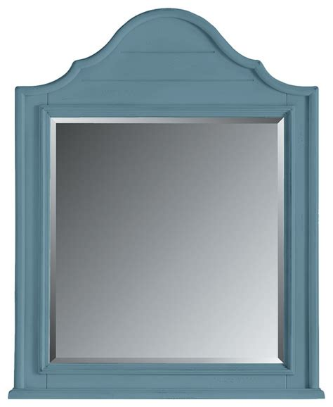 Cottage Mirror by Coastal Living Cottage Arch Top Mirror Style