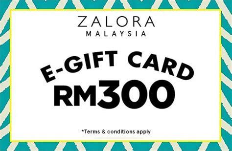 Zalora Gift Card Malaysia - e gift cards give the gift of shopping online zalora malaysia