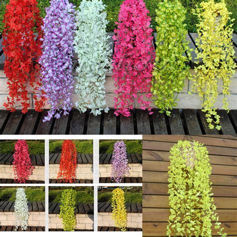 Bunga Palsu Plastik Artifisial 4 jual bunga gantung bunga hias bunga warna warni bunga juntai bunga plastik yunita