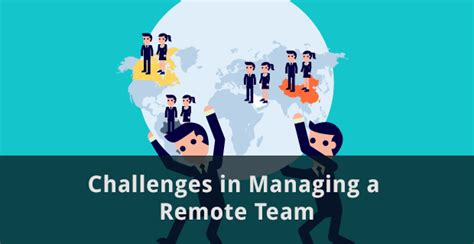 challenges of a team remote working 101 the ultimate guide to managing remote