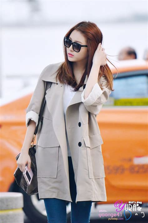 s day airport s day yura airport kpop airport fashion