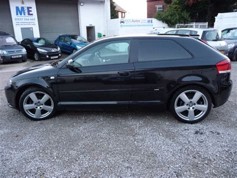 Audi A3 Manual by Audi A3 2 0 Tdi S Line 3dr Manual For Sale In Chorley