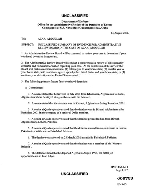 Template Memo To File File Isn 685 Arb 2006 Memo Pg 1 Png Wikimedia Commons