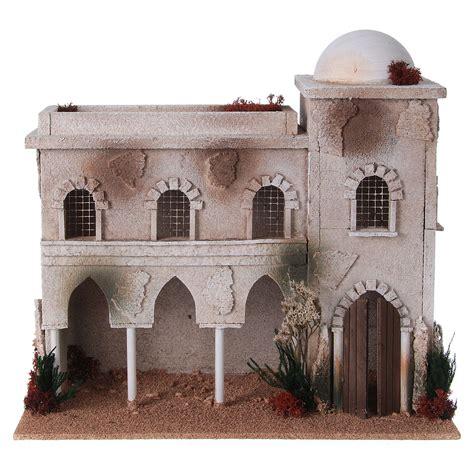 casa cupola casa araba con cupola e archi presepe vendita su