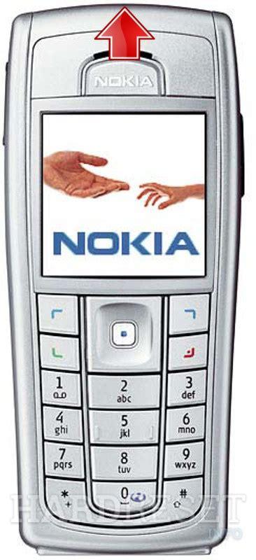 resetting my nokia phone nokia 6230i how to soft reset my phone hardreset info