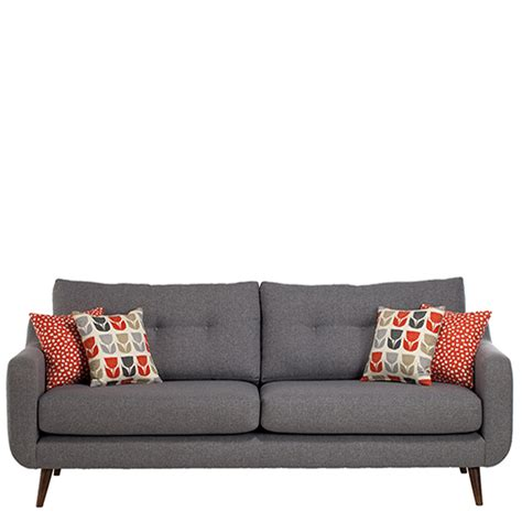 Buy Sofa Online Pay Monthly Stylishly Printed Fabric The