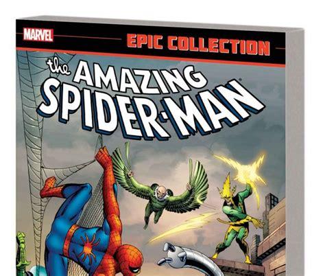 amazing spider man epic collection amazing spider man epic collection great power trade paperback comic books comics