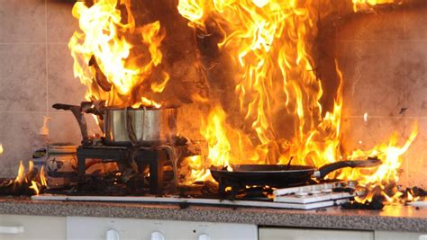 How Many Fires Start In The Kitchen by Residents Urged To Take Care The Singleton Argus