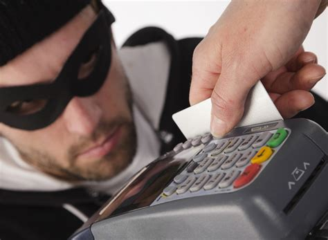 how do thieves make credit cards criminals implanting stolen credit card chips into