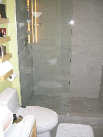 bathroom glass divider shower glass divider picture of duane street hotel new