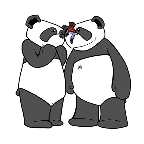 illustrator tutorial drawing cartoon etsy panda polymer clay charms jessica emmett